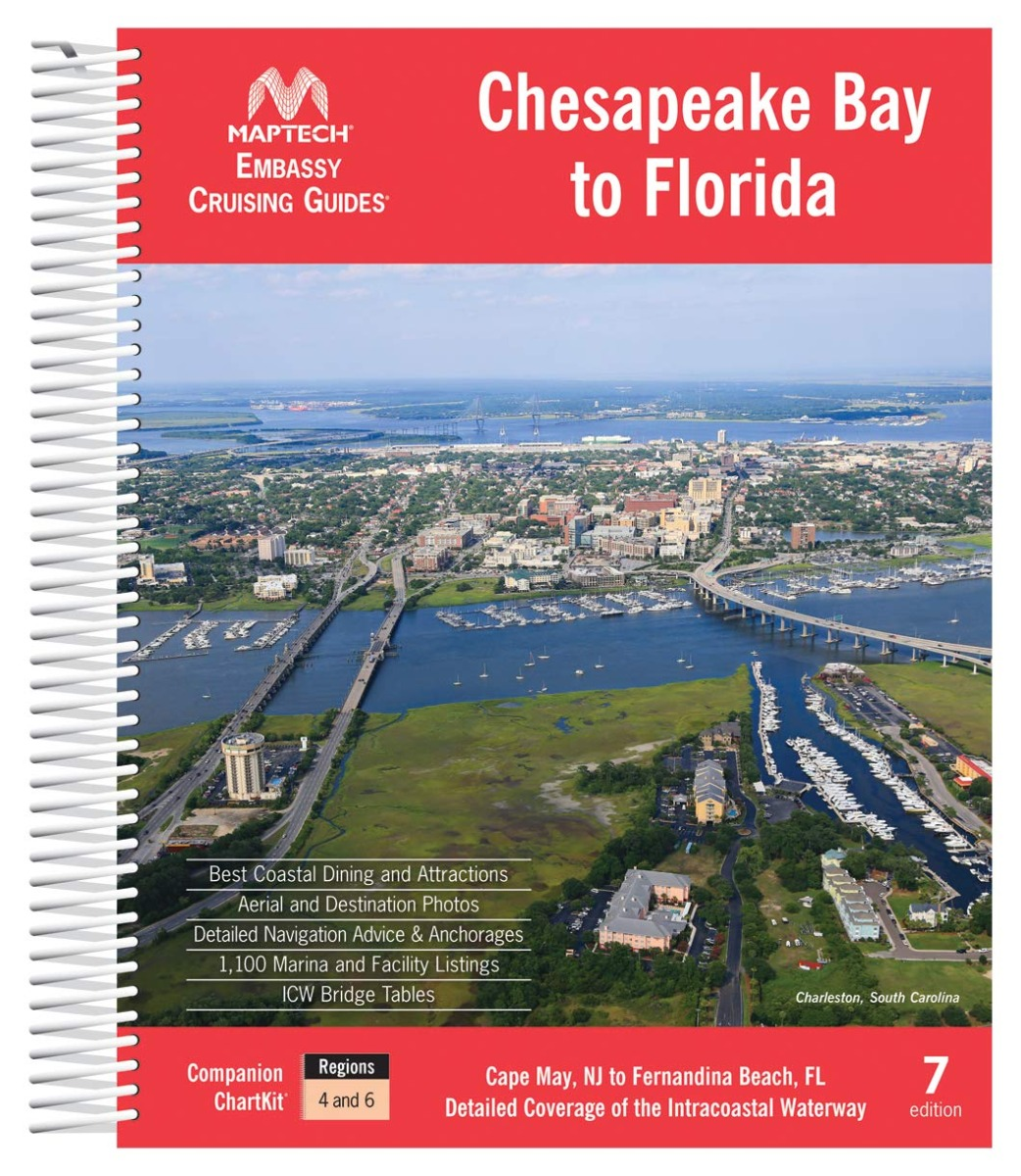 Maptech Guide Chesapeake Bay to Florida