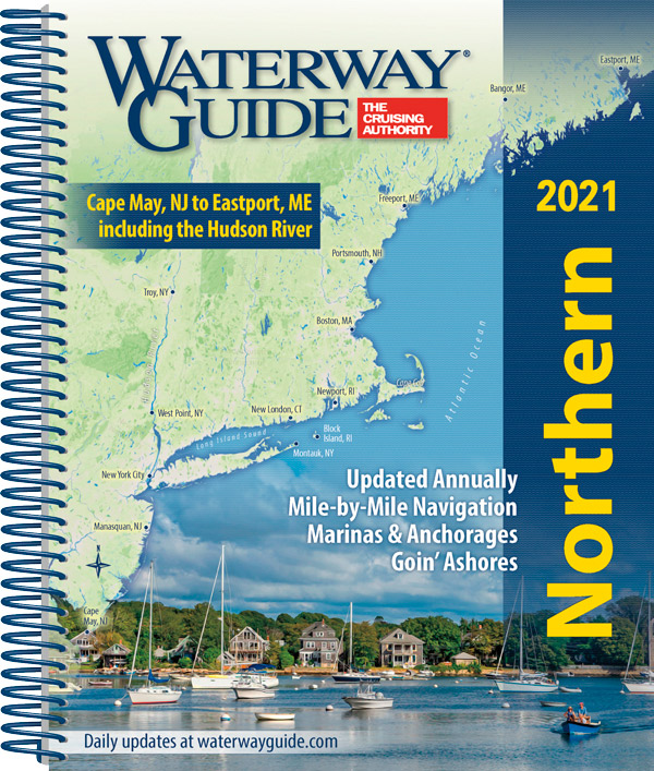Waterway Guide Northern 2021