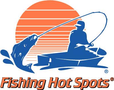 Hot Spots Fishing Maps