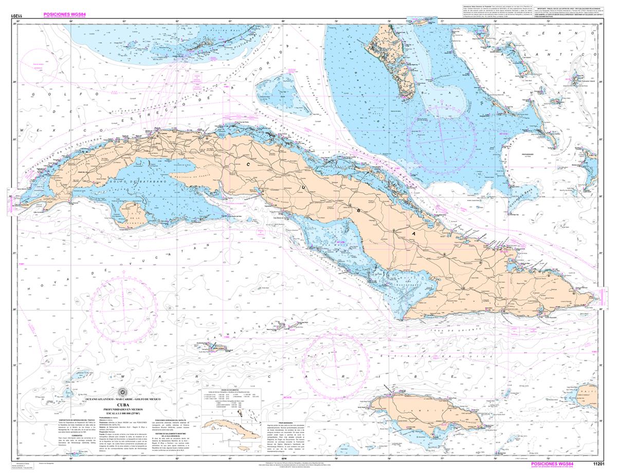 BA 2579 Cuba