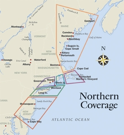Northern Waterway Guide Coverage