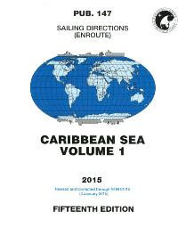 Sail Dir 147 Caribbean Volume 14TH ED