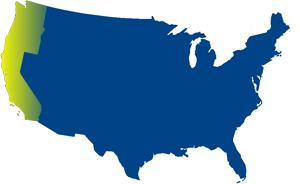 US West Coast & Hawaii