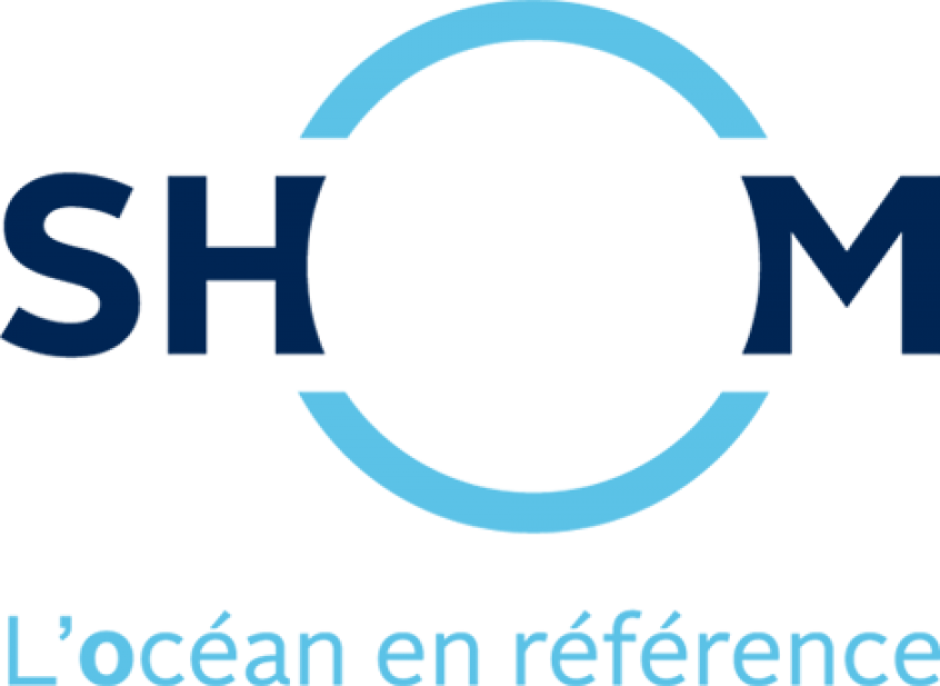 French Charts SHOM Hydrographic